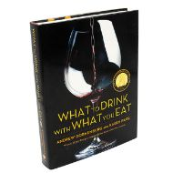 What to drink with what you eat - front cover
