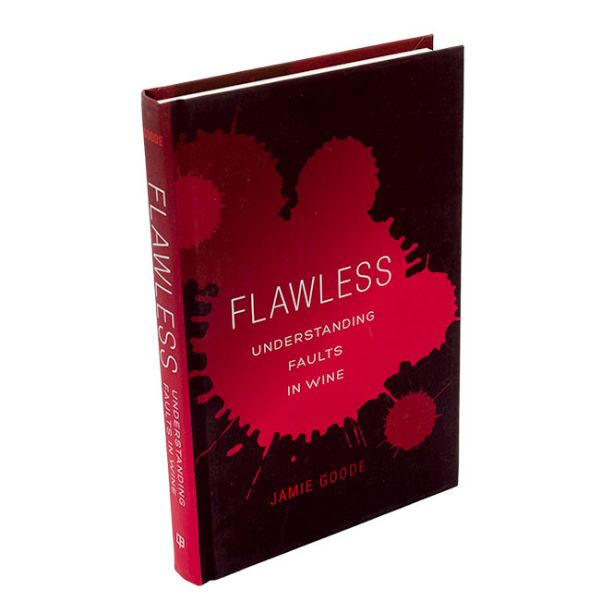 Flawless - Understanding faults in wine - Front cover