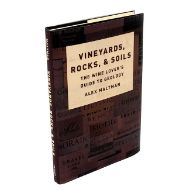 Vineyards, rocks and soils - The wine lover's guide to geology - Front cover