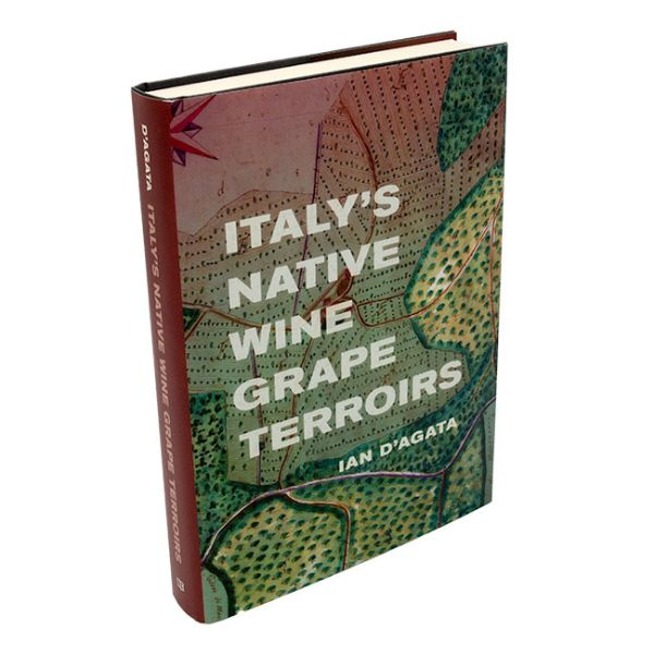 Italy's native wine grape terroirs - front cover