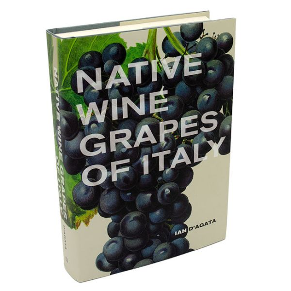 Native wine grapes of Italy - Front cover