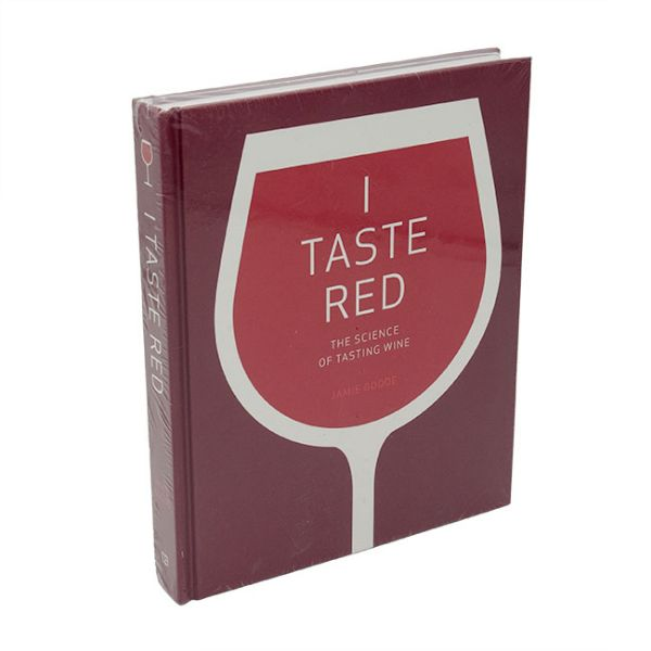 I taste red - The science of tasting wine - Front cover